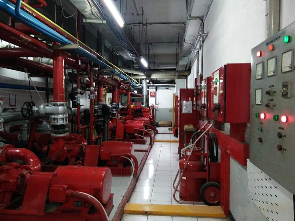 Supplier Pompa Hydrant