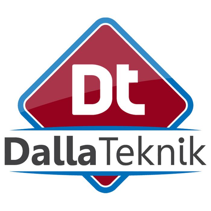 Logo supplier pompa industri dalla teknik
