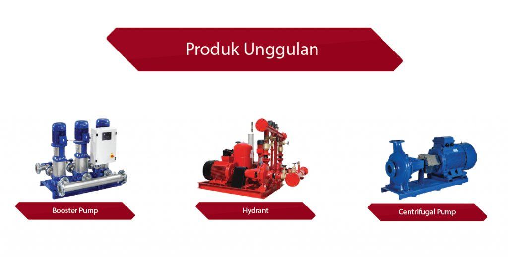 Distributor Pompa Industri