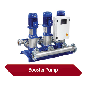 Supplier Pompa Industri Booster Pump