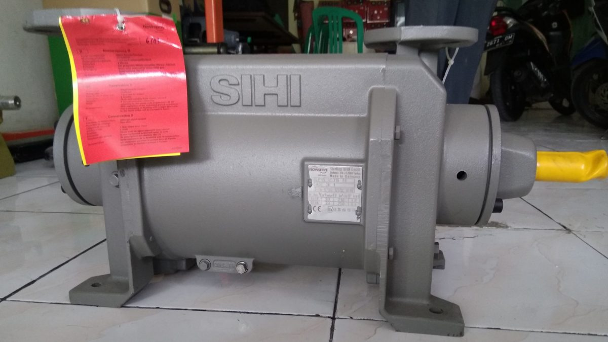 Distributor Pompa Sihi di Jakarta