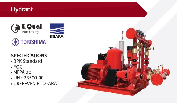 Supplier Pompa Hydrant