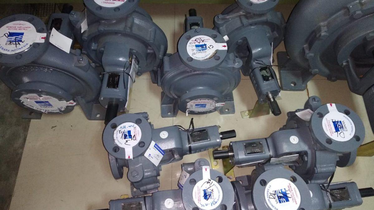Distributor Pompa Ebara