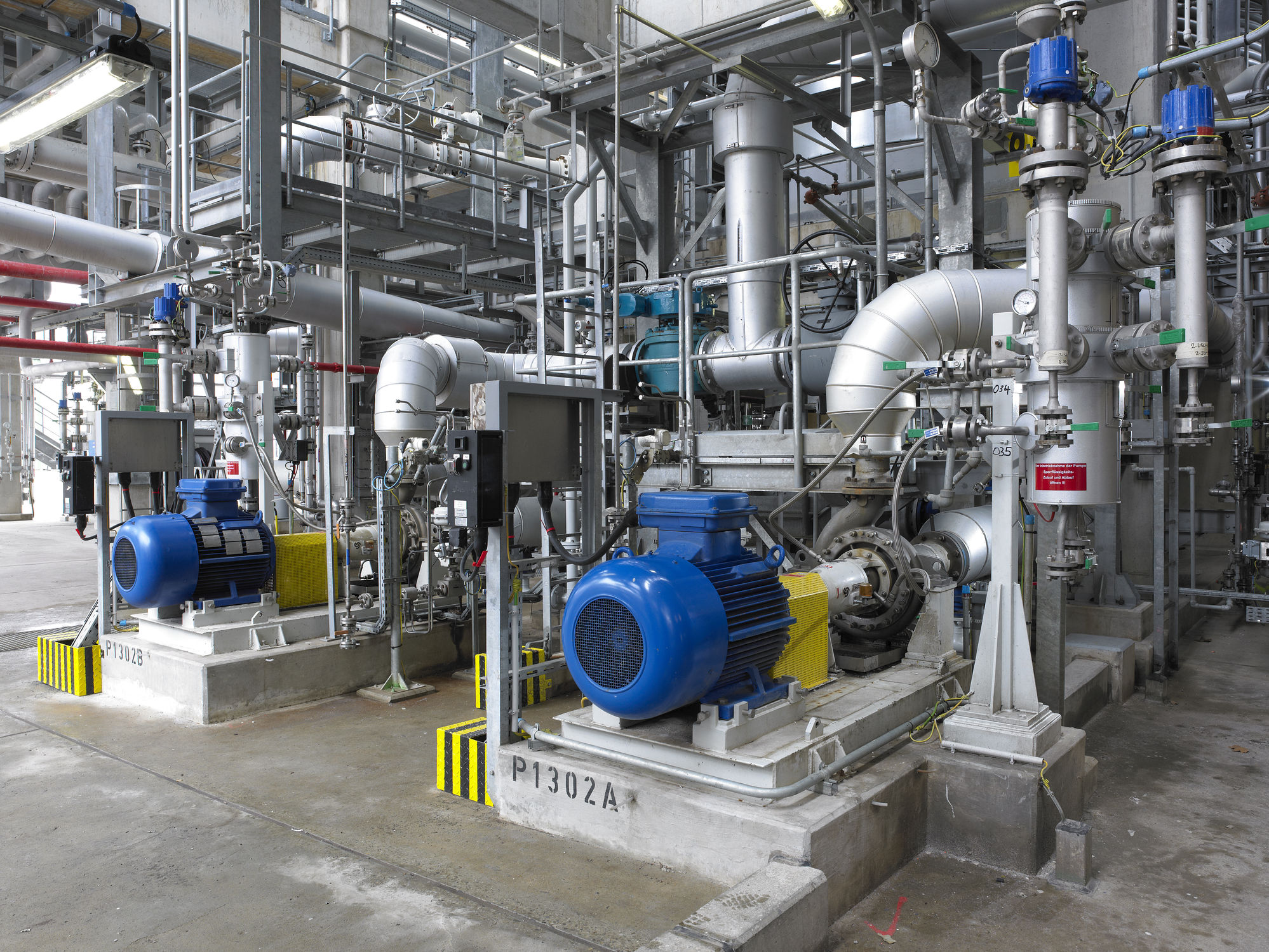 supplier pompa industri bekasi