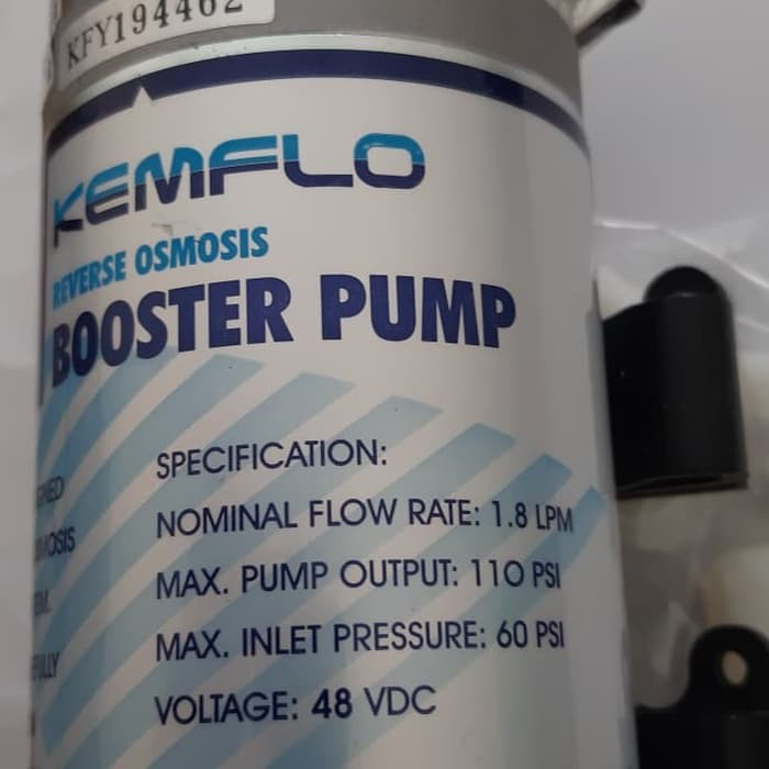 Supplier Pompa Kemflo